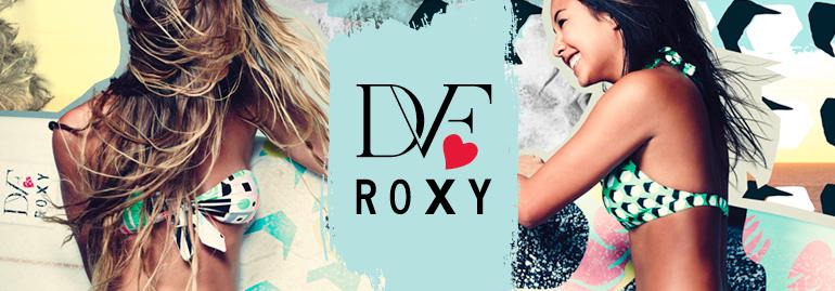 DVF for Roxy