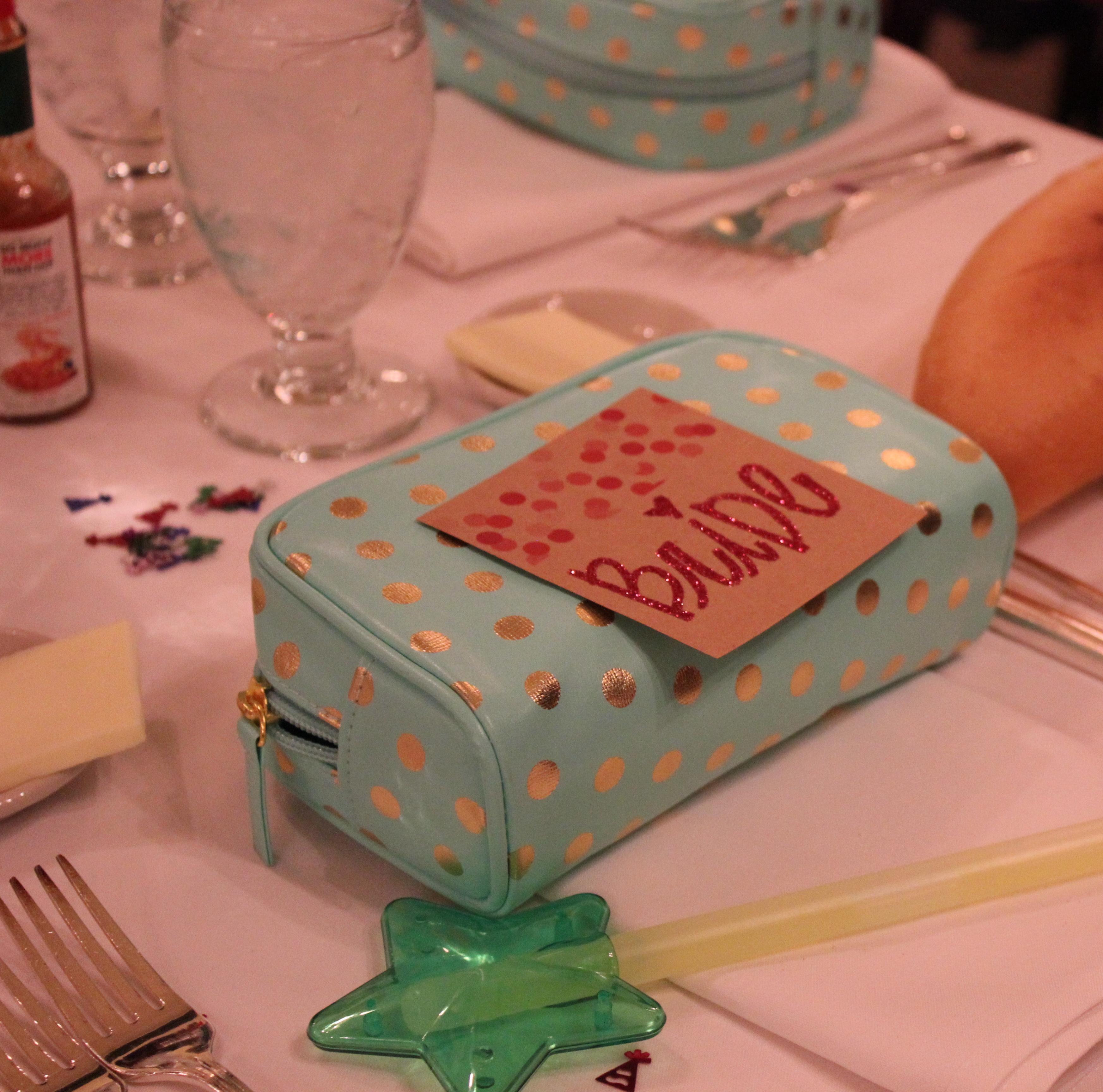bachelorette party goody bag