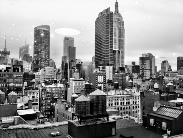 Black and White in NYC