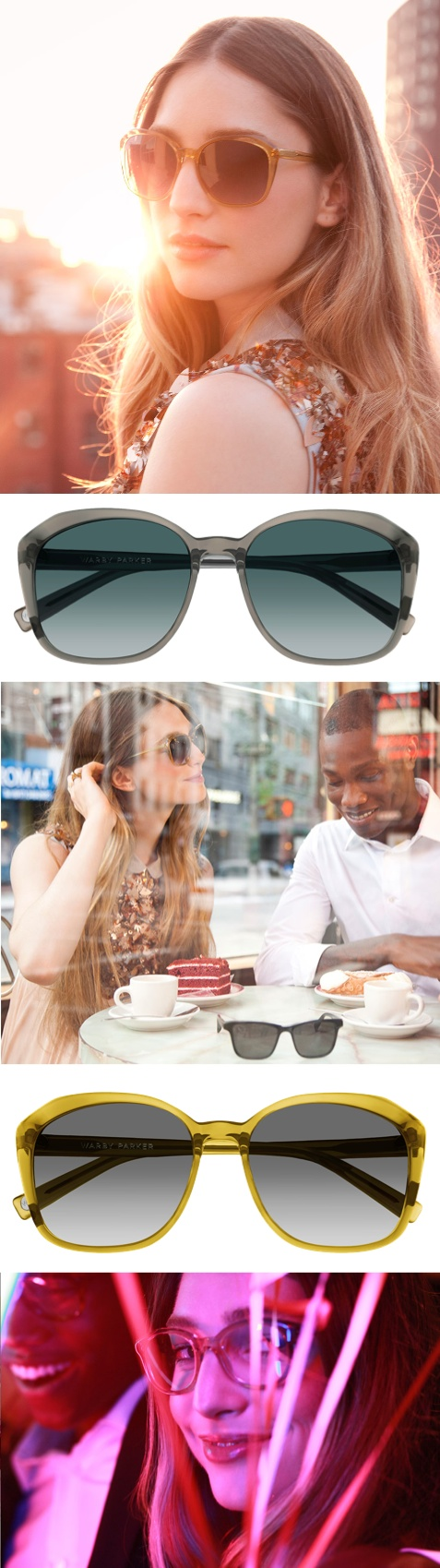 Warby Parker | Beacon Collection